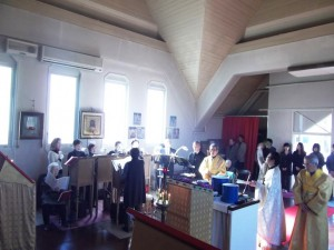 2014年神現祭大聖水式2